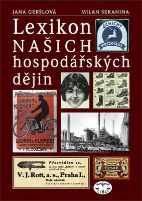 Obrázok Lexikon našich hospodářských dějin