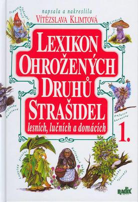 Obrázok Lexikon ohrožených druhů strašidel 1.