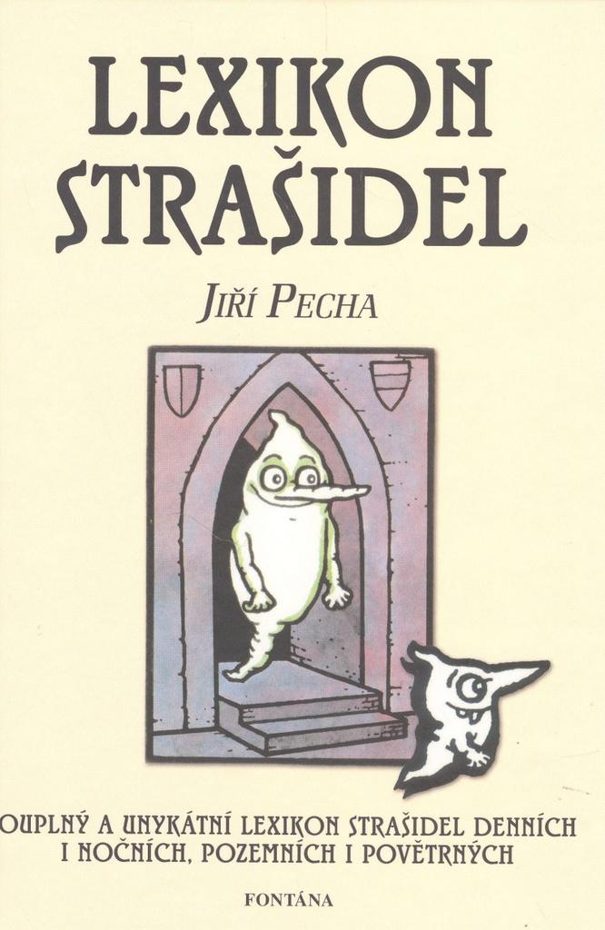 Lexikon strašidel - Jiří Pecha