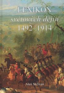 Obrázok Lexikon světových dějin 1492 - 1914