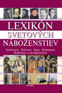 Obrázok Lexikón svetových náboženstiev