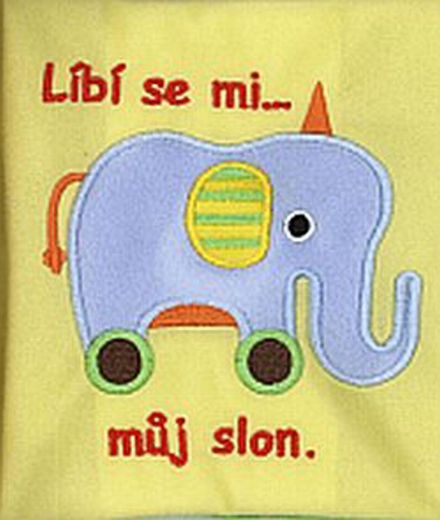 Líbí se mi můj slon