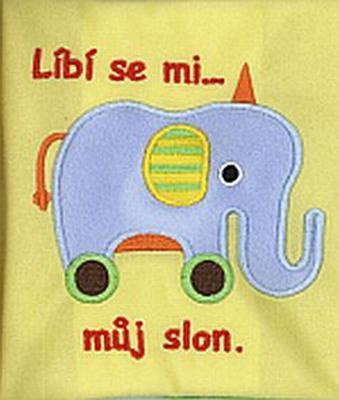 Obrázok Líbí se mi můj slon