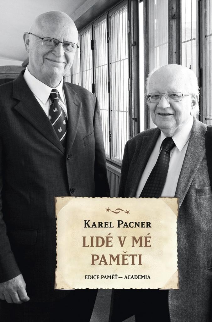Lidé v mé paměti - Karel Pacner