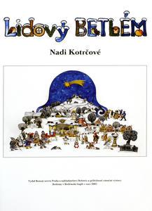Obrázok Lidový Betlém Nadi Kotrčové