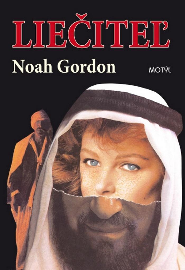 Liečiteľ - Noah Gordon