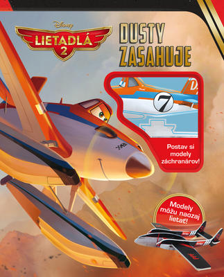 Obrázok Lietadlá 2 -  Dusty zasahuje