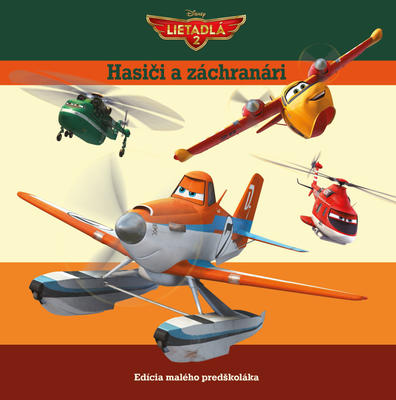 Obrázok Lietadlá 2 Hasiči a záchranári