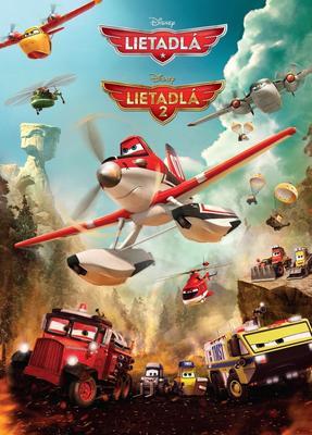 Obrázok Lietadlá 2 v 1 Filmový príbeh
