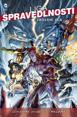 Obrázok Liga spravedlnosti Zrození zla