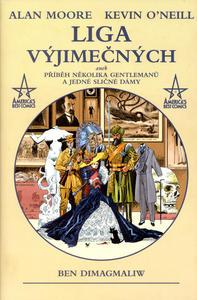Obrázok Liga výjimečných aneb příběh několika gentlemanů a jedné sličné dámy