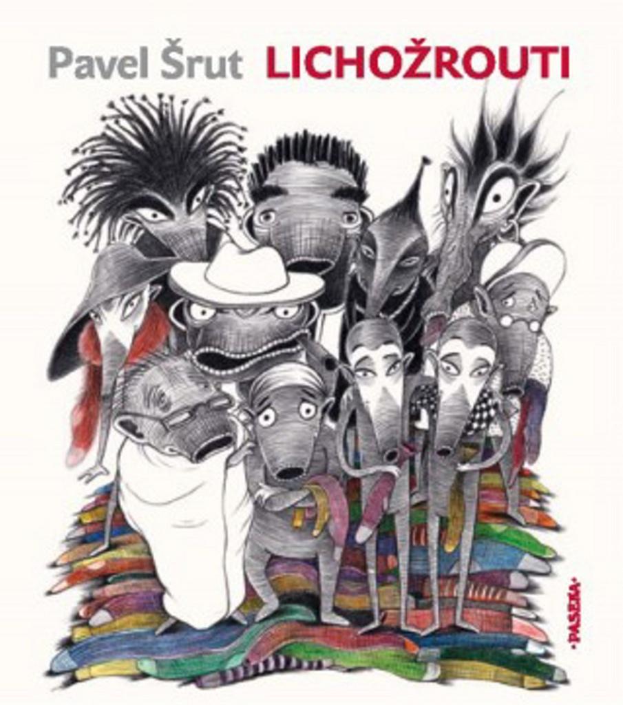 Lichožrouti - Pavel Šrut 79b78732f2