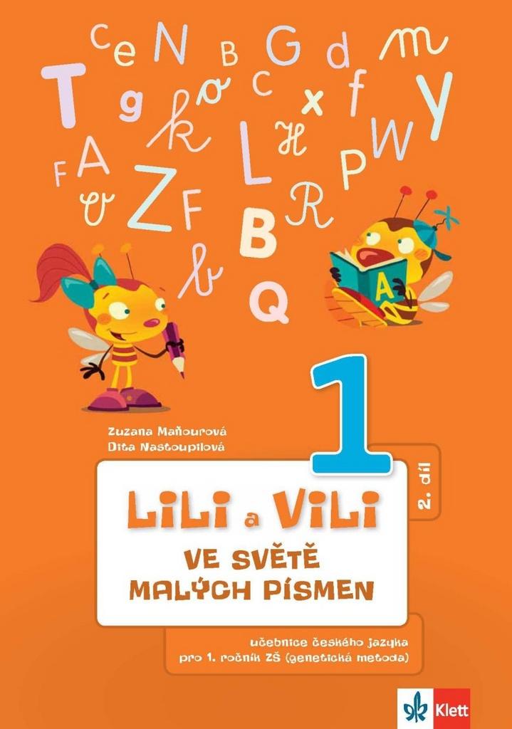 Lili A Vili 1 Ve Svete Malych Pismen Knihcentrum Cz