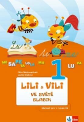 Obrázok Lili a Vili 1 ve světě slabik (Slabikář)