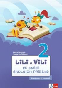 Obrázok Lili a Vili 2 Ve světě školních příběhů