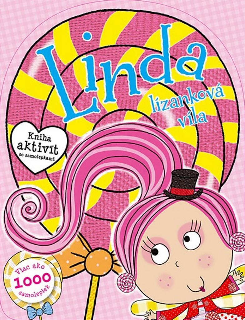 Linda lízanková víla