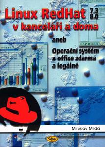Obrázok Linux RedHat 7.3  8.0 v kanceláři a doma