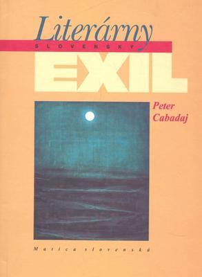Obrázok Literárny slovenský exil 1939-1990