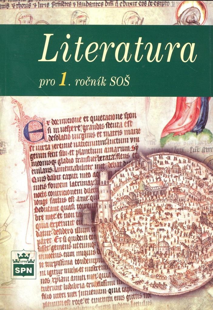 Literatura pro 1.ročník SOŠ - Josef Soukal