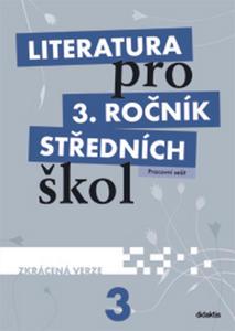Obrázok Literatura pro 3. ročník středních škol