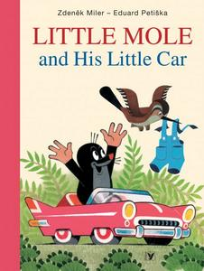 Obrázok Little Mole and His Little Car
