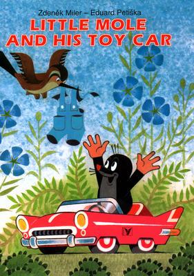 Obrázok Little Mole and his toy car