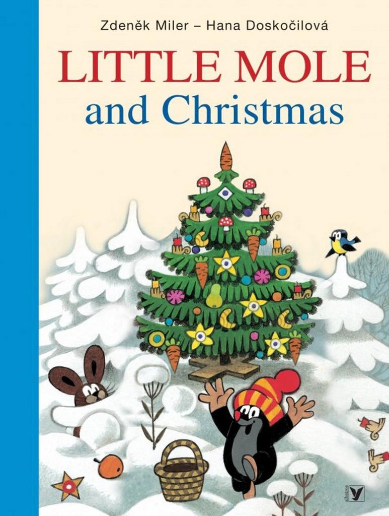 Little Mole and Christmas - Hana Doskočilová