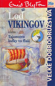 Obrázok Loď vikingov