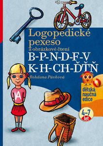 Obrázok Logopedické pexeso a obrázkové čtení