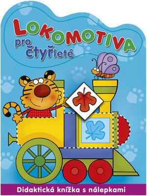 Obrázok Lokomotiva pro čtyřleté