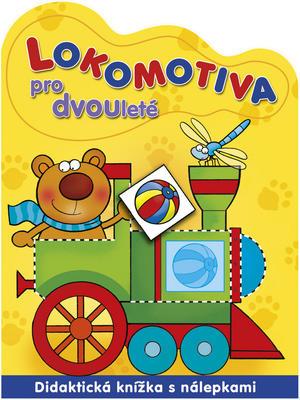 Obrázok Lokomotiva pro dvouleté