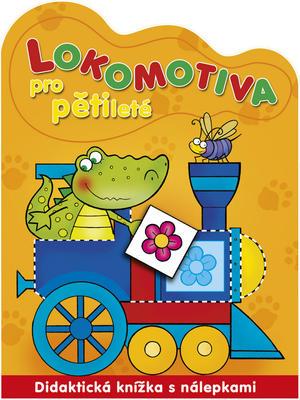 Obrázok Lokomotiva pro pětileté