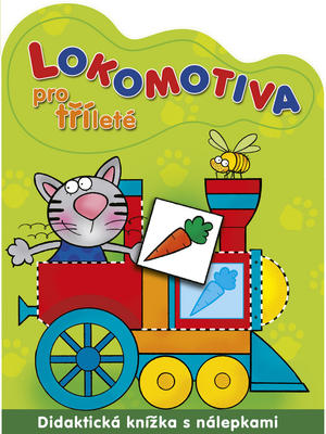 Obrázok Lokomotiva pro tříleté
