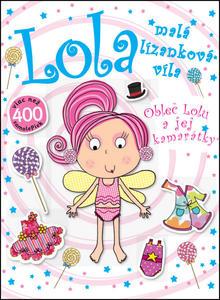 Obrázok Lola malá lízanková víla