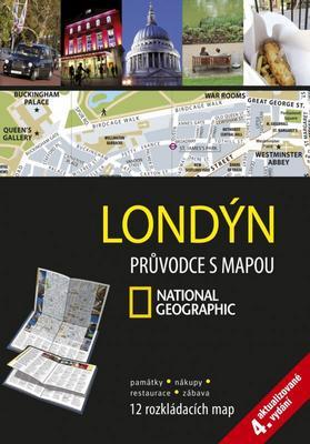 Obrázok Londýn Průvodce s mapou