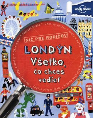 Obrázok Londýn Všetko, čo chceš vedieť
