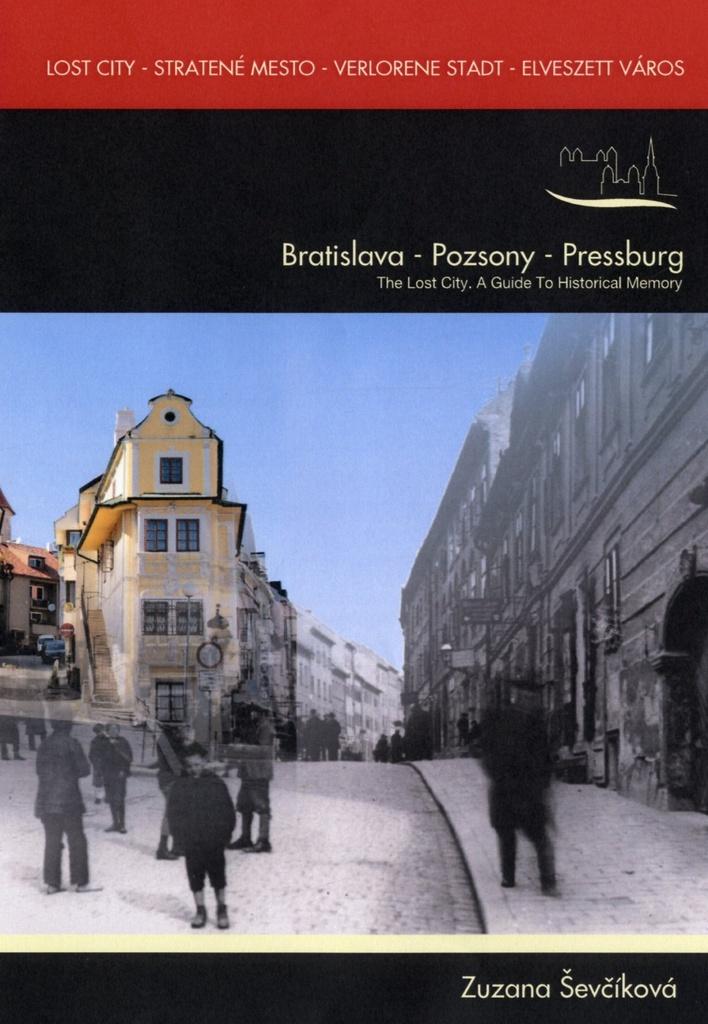Lost city - Stratené Mesto - Verlorene Stadt - Elveszett város - Zuzana Ševčíková