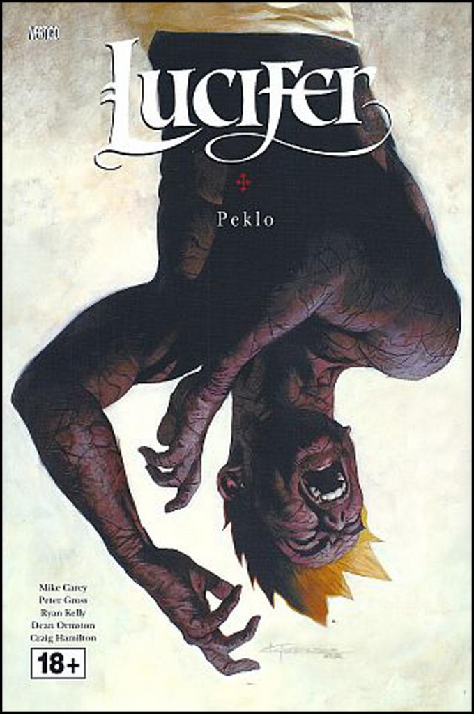 Lucifer Peklo - Mike Carey