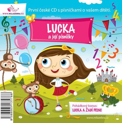 Obrázok Lucka a její písničky