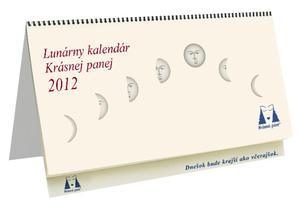 Obrázok Lunárny kalendár Krásnej panej 2012