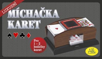 Obrázok Luxusní míchačka karet