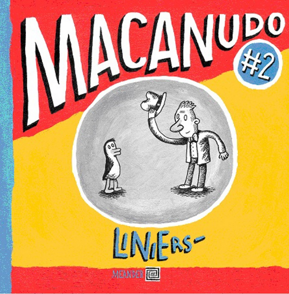 Macanudo 2 - Ricardo Liniers