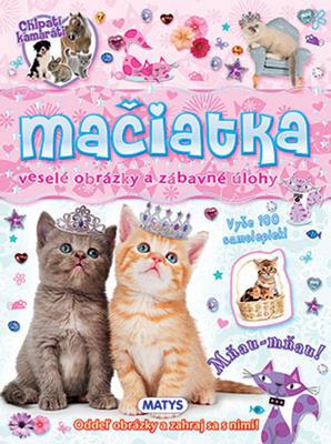 Obrázok Mačiatka