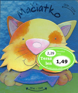 Obrázok Mačiatko SEM-TAM