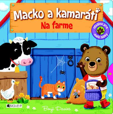 Obrázok Macko a kamaráti Na farme