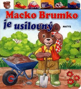 Obrázok Macko Brumko je usilovný
