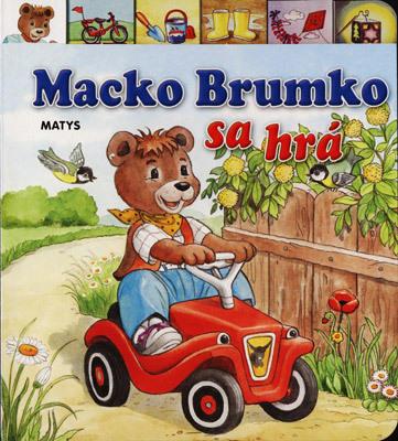 Macko Brumko sa hrá