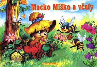 Macko Miško a včely