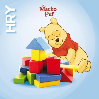 Obrázok Macko Puf Hry