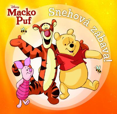 Obrázok Macko Puf Snehová zábava!